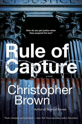 Rule of Capture: A Novel (Dystopian Lawyer #1) Cover Image