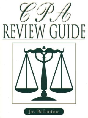 CPA Review Guide Cover Image
