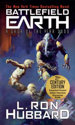 Cover for Battlefield Earth