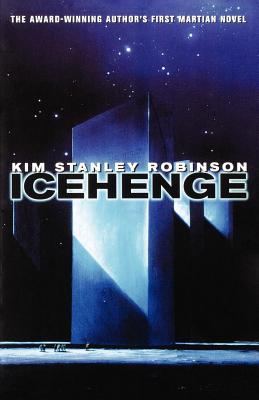 Icehenge: A Novel Cover Image