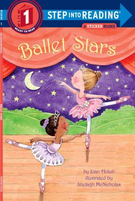 Ballet Stars (Step into Reading) Cover Image