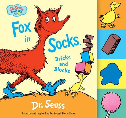 Fox in Socks, Bricks and Blocks Cover