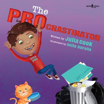The Procrastinator (Responsible Me! #5) Cover Image