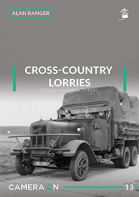 Cross-Country Lorries: German Manufacturers (Camera on #13) Cover Image