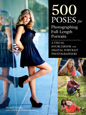 500 Poses for Photographing Full-Length Portraits Cover