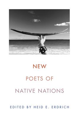 New Poets of Native Nations Cover Image