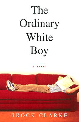 The Ordinary White Boy Cover