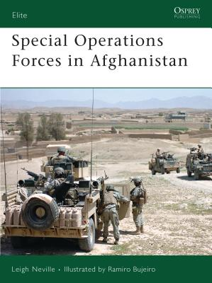 Special Operations Forces in Afghanistan Cover