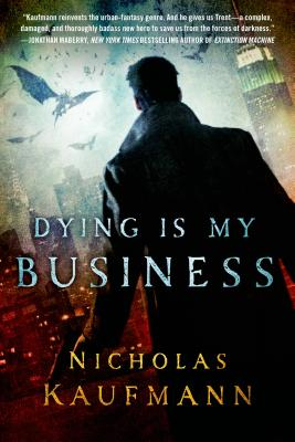 Dying Is My Business Cover