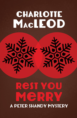 Cover for Rest You Merry (Peter Shandy Mysteries #1)