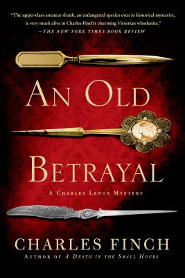 An Old Betrayal Cover