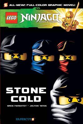 Lego Ninjago #7 Cover