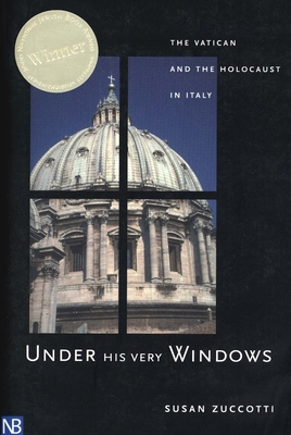 Cover for Under His Very Windows