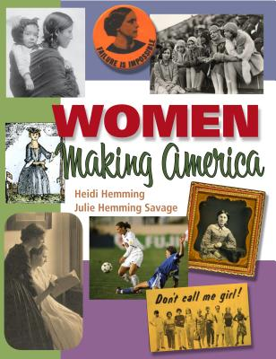 Women Making America Cover