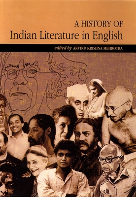 A History of Indian Literature in English Cover Image