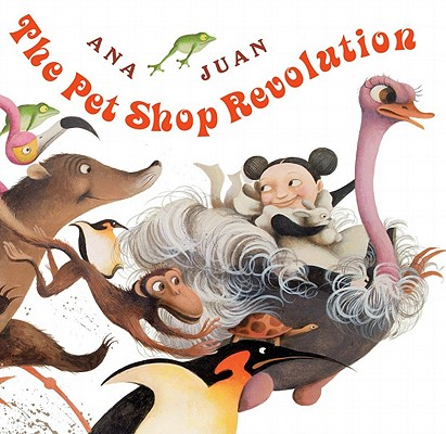 The Pet Shop Revolution Cover