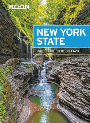 Moon New York State (Travel Guide) Cover Image