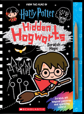 Hidden Hogwarts: Scratch Magic (Harry Potter) Cover Image