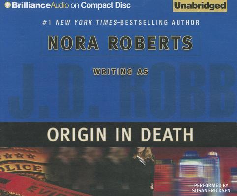 Origin in Death Cover Image