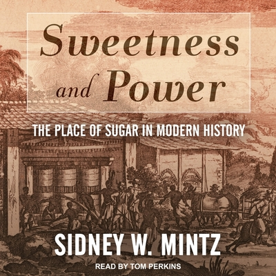 Cover for Sweetness and Power