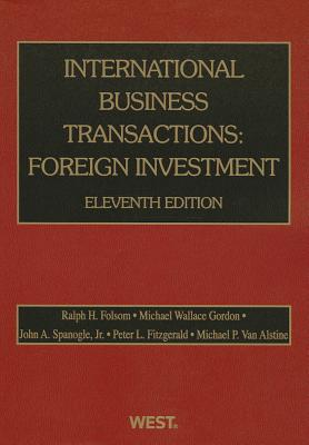 International Business Transactions: Foreign Investment Cover Image
