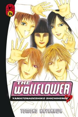 Cover for The Wallflower 36