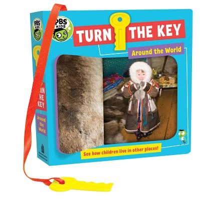 Turn the Key: Around the World Cover Image
