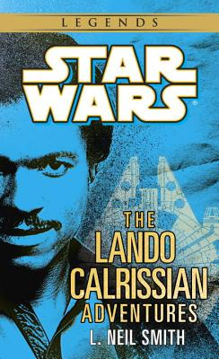 The Adventures of Lando Calrissian Cover