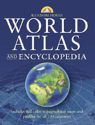 Random House World Atlas and Encyclopedia Cover