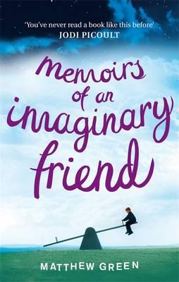 Memoirs of an Imaginary Friend Cover