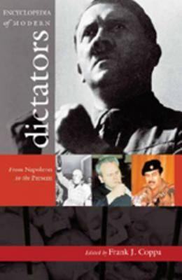 Cover for Encyclopedia of Modern Dictators