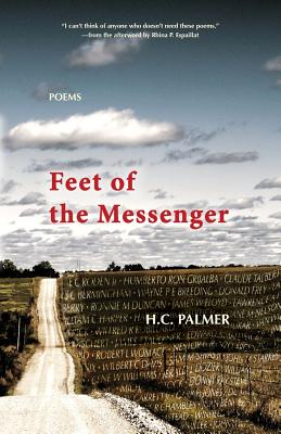 Feet of the Messenger: Poems Cover Image