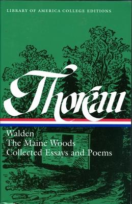 Cover for Henry David Thoreau