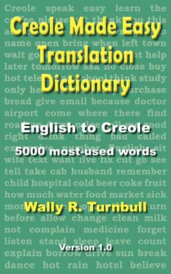 Creole Made Easy Translation Dictionary Cover