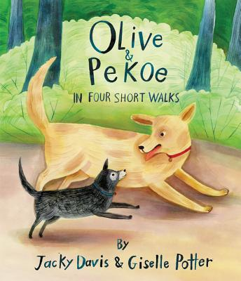 Olive & Pekoe: In Four Short Walks Cover Image