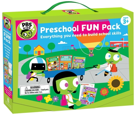 PBS KIDS Preschool Fun Pack Cover Image