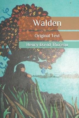 Walden: Original Text Cover Image