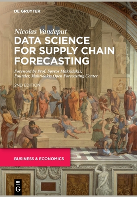 Data Science for Supply Chain Forecasting Cover Image