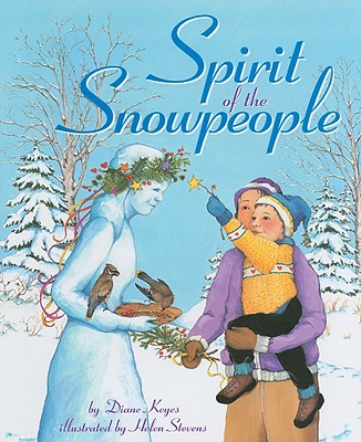 Spirit of the Snowpeople Cover
