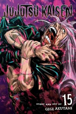 Jujutsu Kaisen, Vol. 15 Cover Image