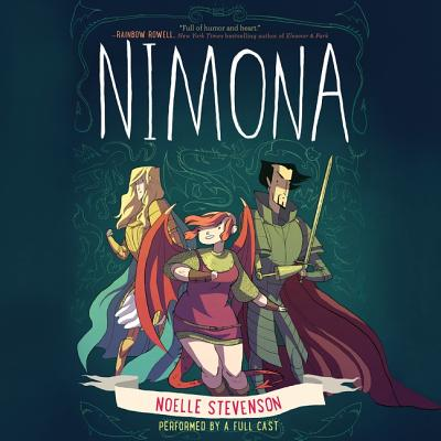 Nimona Lib/E Cover Image