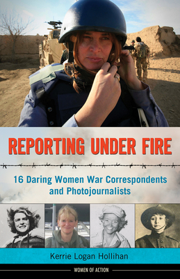 Reporting Under Fire Cover