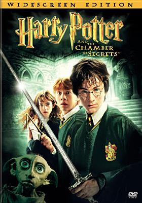 Harry Potter & the Chamber of Secrets Cover