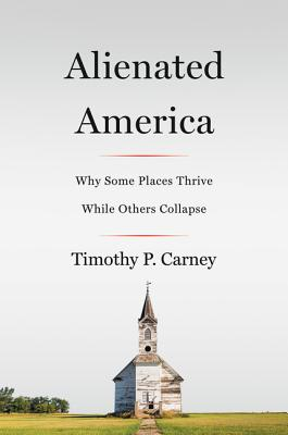 Alienated America: Why Some Places Thrive While Others Collapse Cover Image