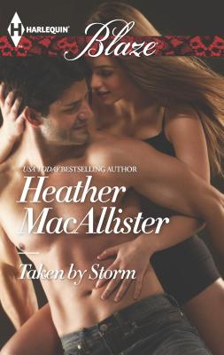 Cover for Taken by Storm