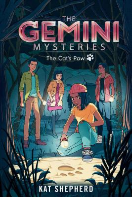The Gemini Mysteries: The Cat's Paw (The Gemini Mysteries Book 2) Cover Image