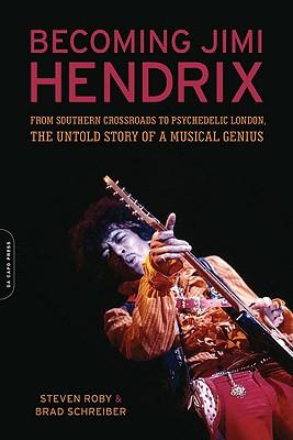 Becoming Jimi Hendrix Cover