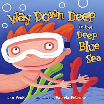 Way Down Deep in the Deep Blue Sea Cover
