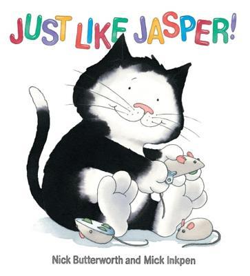 Just Like Jasper Cover Image