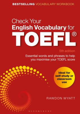 Check Your English Vocabulary for TOEFL: Essential words and phrases to help you maximise your TOEFL score Cover Image